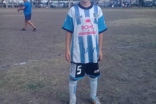 Goleador Categoría 2006 Torneo Apertura 2018