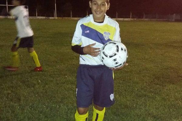 Goleador Séptima División Torneo Apertura 2018